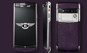 bentley vertu