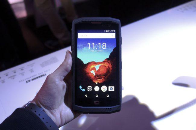 crosscall trekker x3 uno smartphone quasi. Black Bedroom Furniture Sets. Home Design Ideas