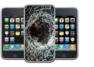 telefonino rotto